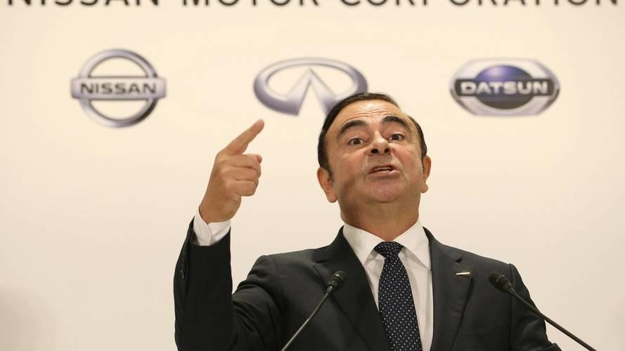 Fransız hükümeti Carlos Ghosn'un Renault'dan gönderilmesini istiyor