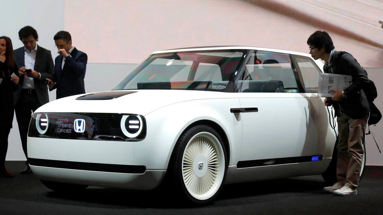 Top (Stefan Leichsenring): Honda Urban EV Concept