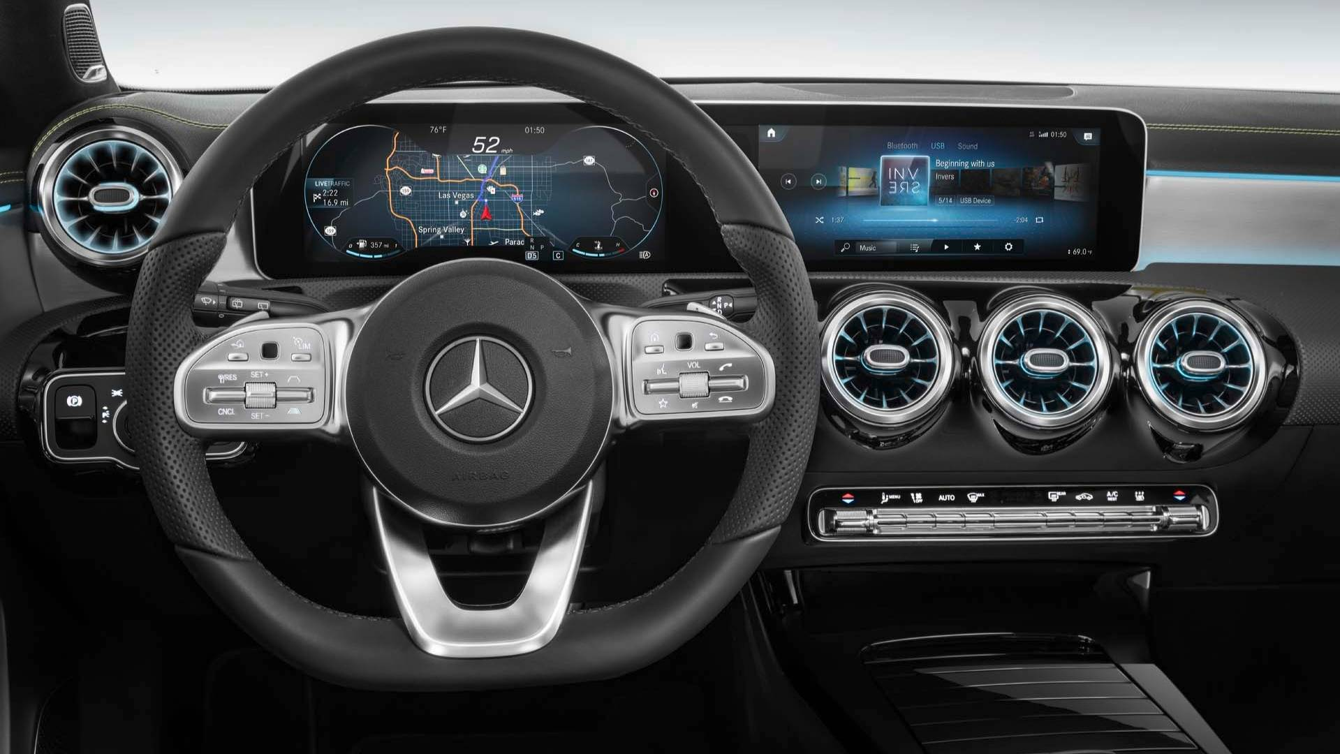 All Mercedes Models To Get New Infotainment In A Couple Of Years