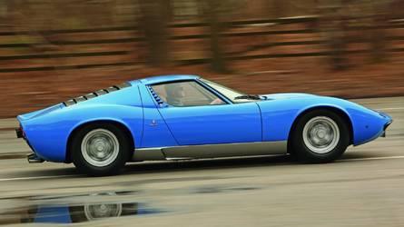 Motor1.com legendák: Lamborghini Miura