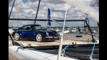 Porsche 911 993, le foto storiche