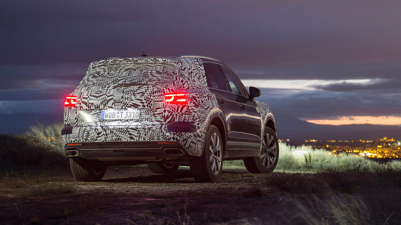 Neuer VW Touareg: Premium im Blick