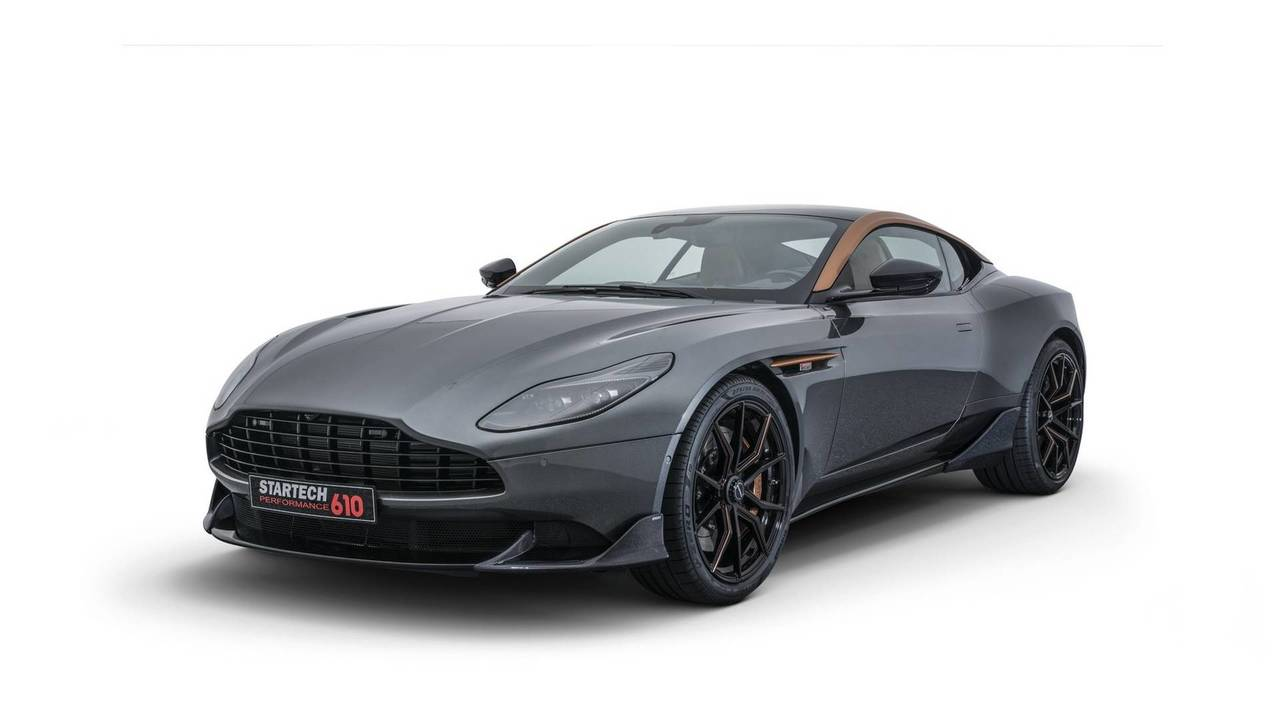 Aston Martin DB11 V8 by Startech
