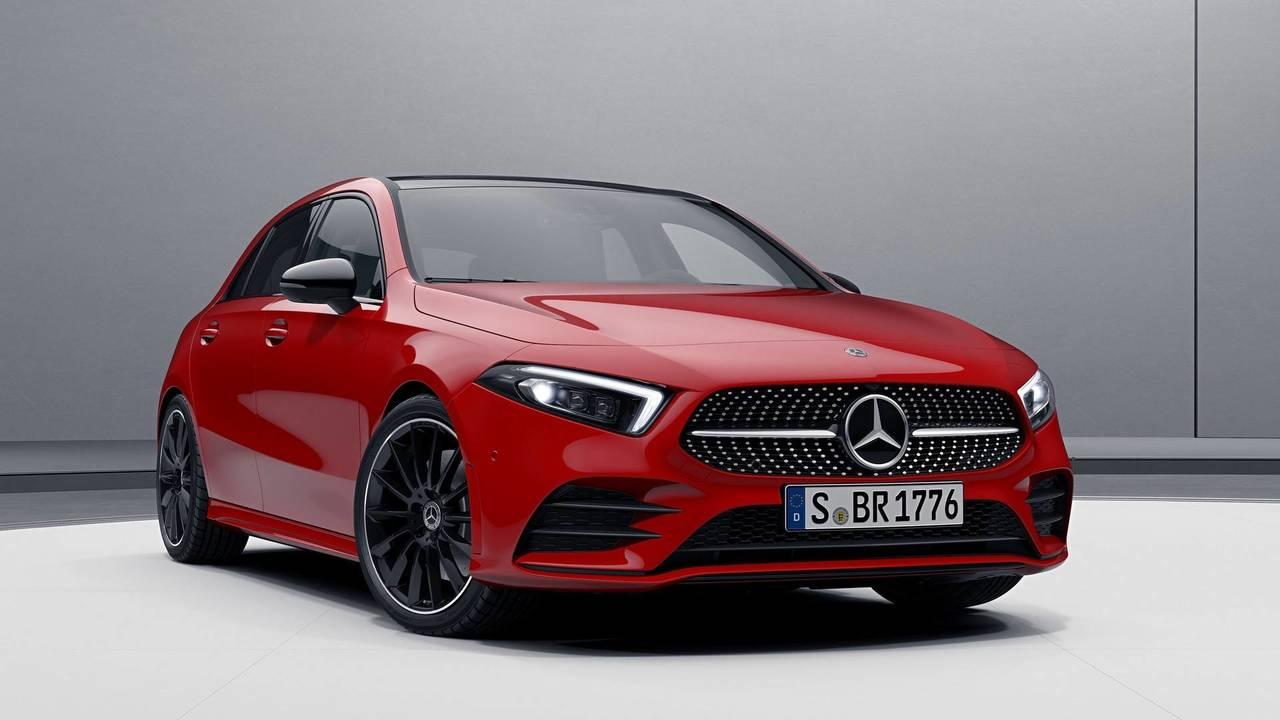 Mercedes-Benz Classe A - Versões AMG Line e Night Package