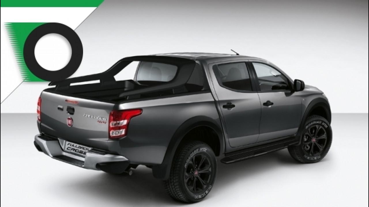 [Copertina] - Fiat Fullback Cross, pick-up speciale