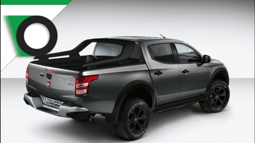 Fiat Fullback Cross, pick-up speciale