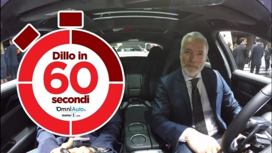 Ginevra, perché comprare una Porsche Panamera Sport Turismo? [VIDEO]