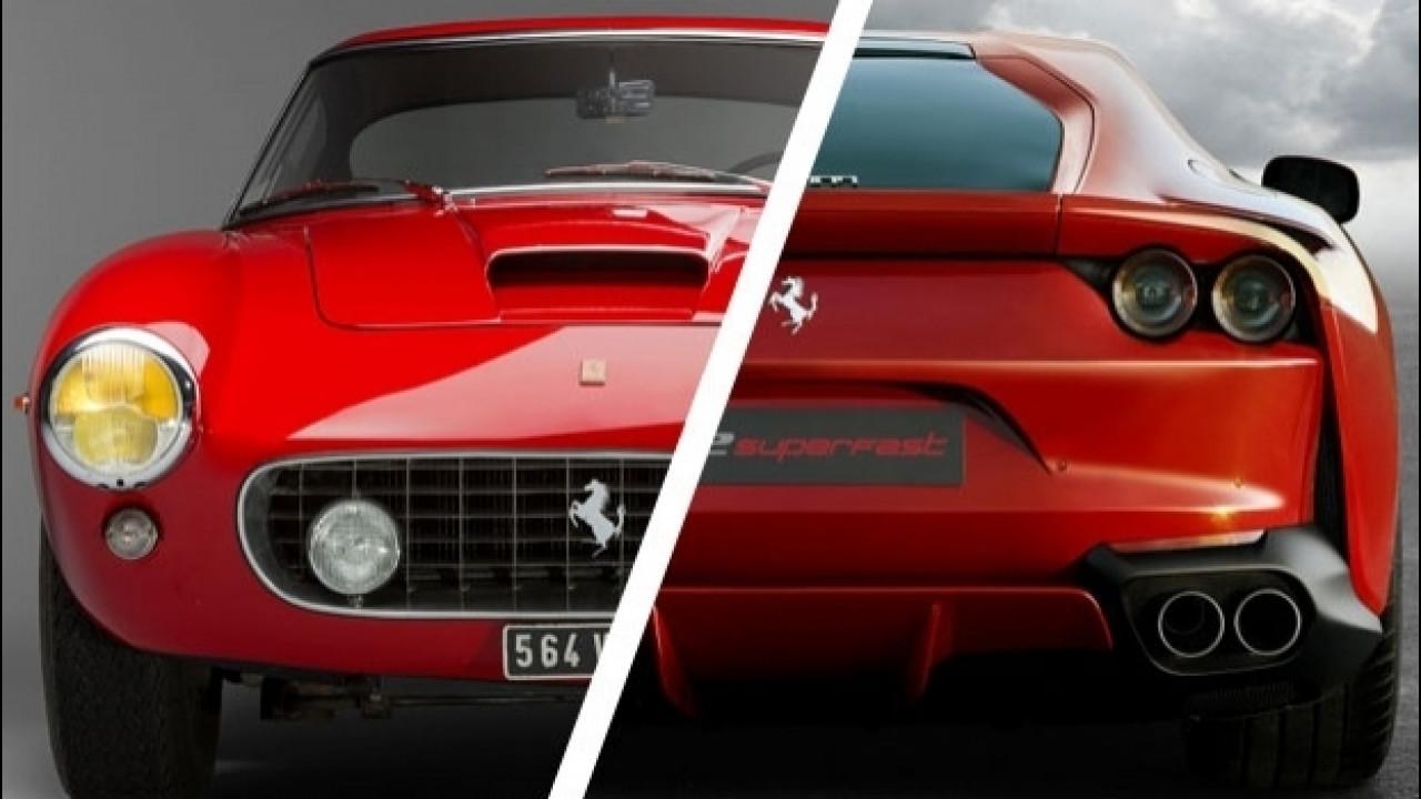 [Copertina] - Ferrari V12, dai 250 agli 800 CV della 812 Superfast
