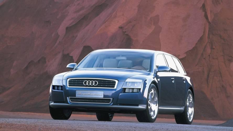 Unuttuğumuz Konseptler: 2001 Audi Avantissimo