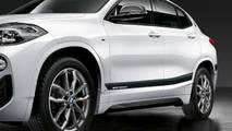 BMW X2, X3 ve X4'e yeni M Performance parçaları
