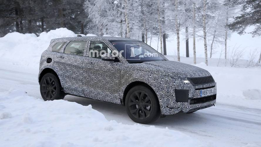 Un moteur hybride diesel sur le prochain Range Rover Evoque ?