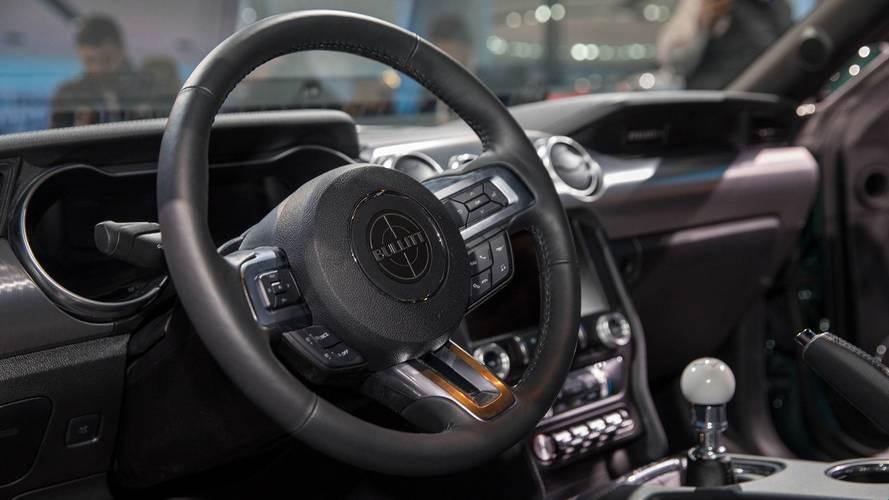 mustang de need for speed interior