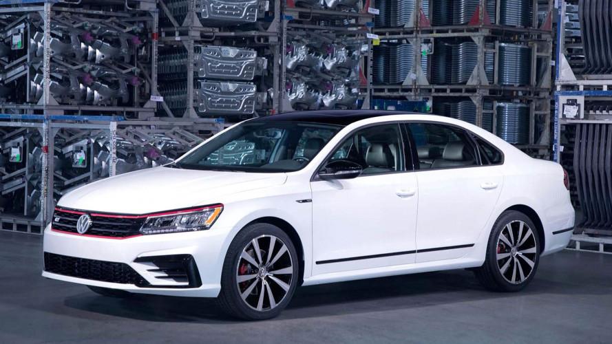 NAIAS 2018 in Detroit: VW bringt Passat GT mit Sechszylinder