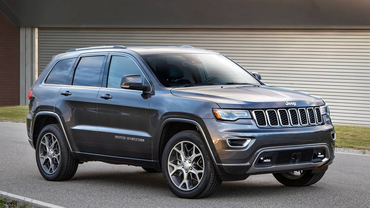 3. Jeep Grand Cherokee