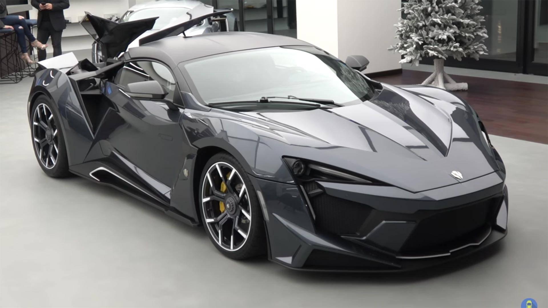W Motors Fenyr >> Ruf Powered Fenyr Supersport Detailed On Video