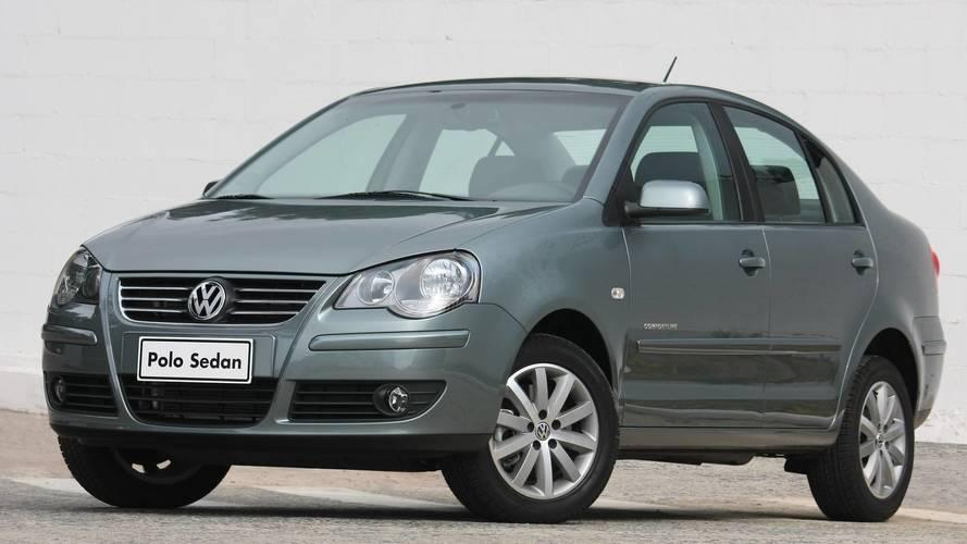 VW Polo Sedan (1º facelift)