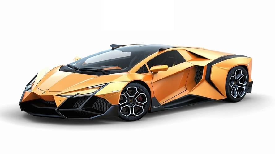 Lamborghini Forsennato serinin en keskin modeli olmaya aday