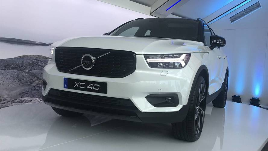 Volvo XC40 chega ao Brasil a partir de R$ 169.950
