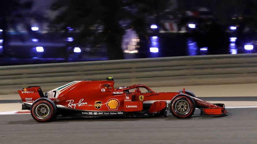 GP Bahrein F1 2018