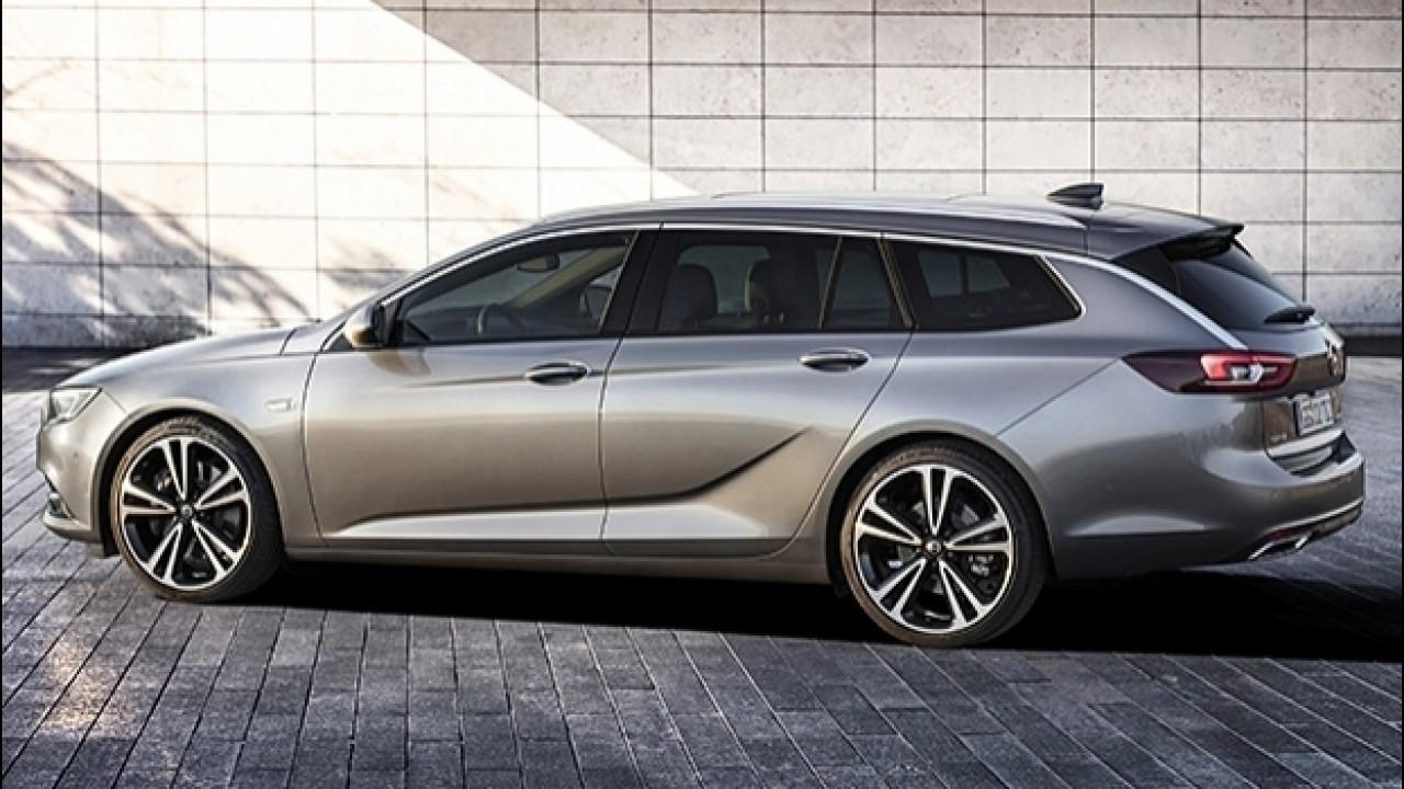 [Copertina] - Nuova Opel Insignia Sports Tourer, la SW ambiziosa