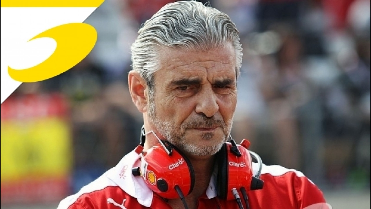 [Copertina] - Formula 1: Ferrari, Arrivabene: