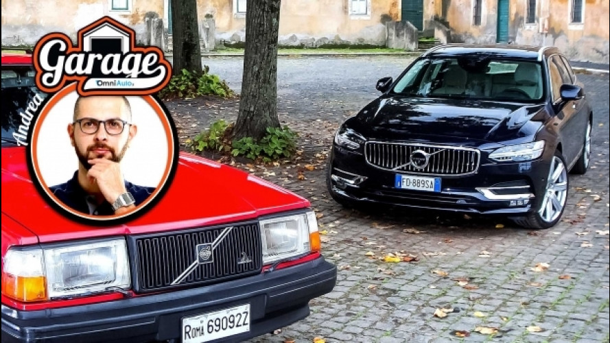 Volvo V90, la Station Wagon con una storia da raccontare [VIDEO]