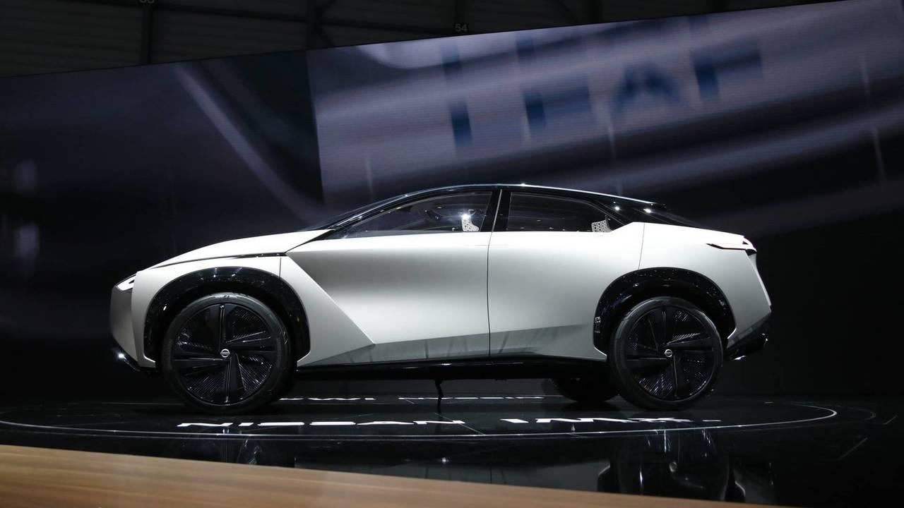 Nissan IMx Kuro 2018
