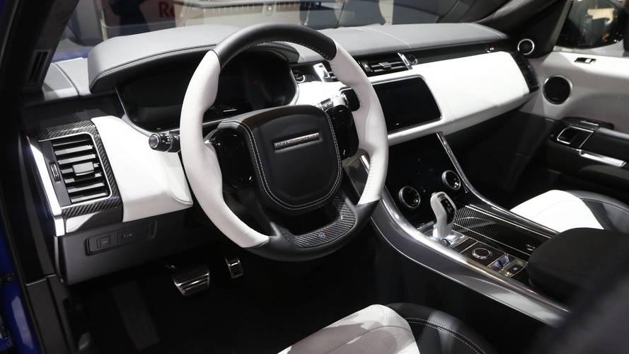 Land Rover au salon de Genève 2018