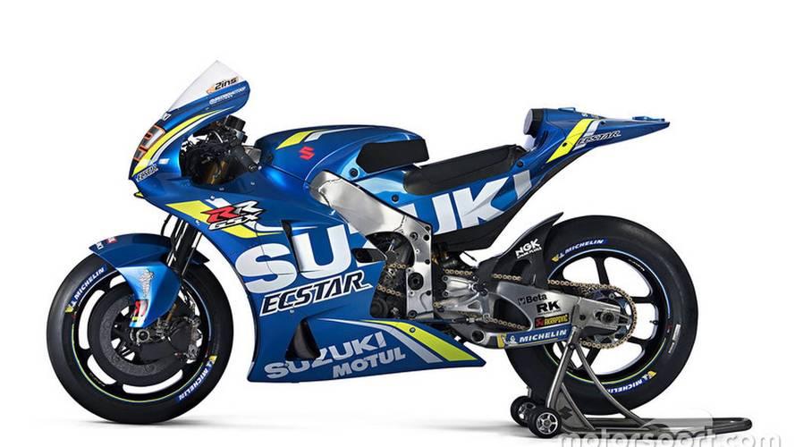 Suzuki MotoGP 2018
