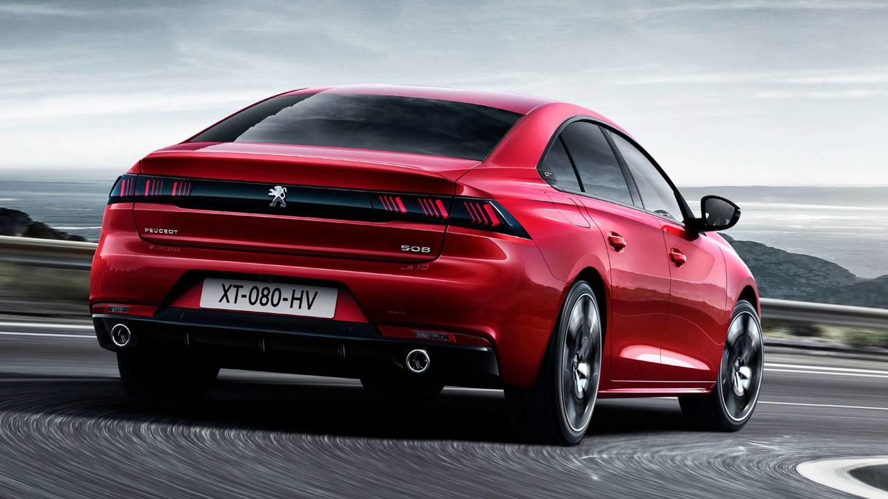 Audi A5 SP vs Peugeot 508