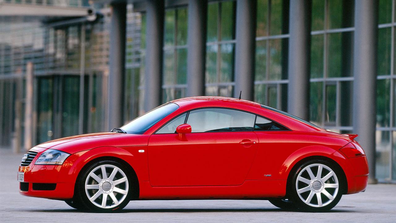 Audi TT (1. Generation)
