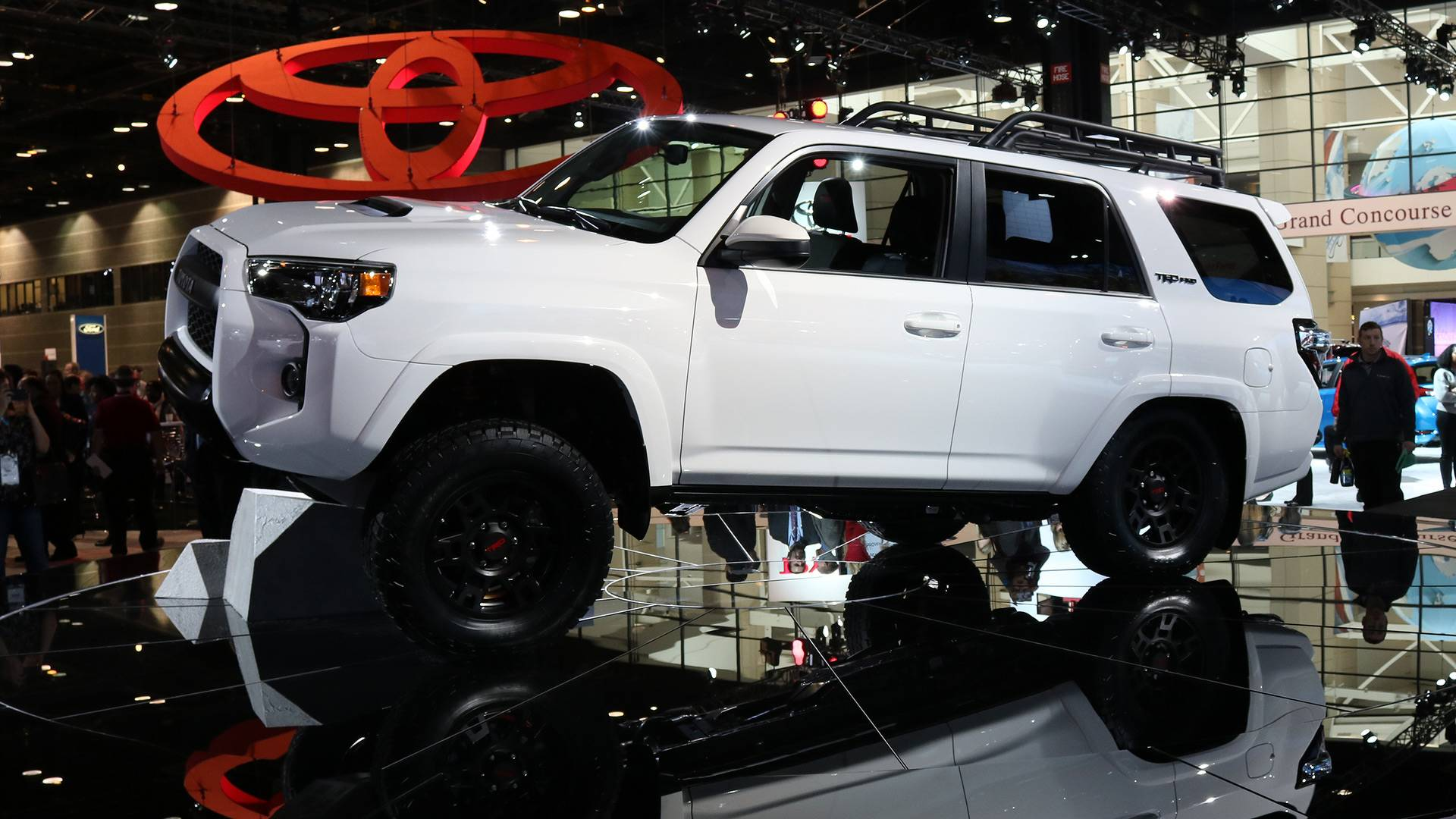 Toyota Trd Pro Lineup Get Fox Shocks To Work Even Better Off Road