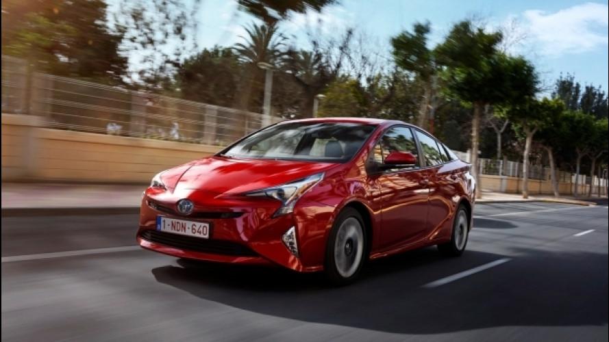 Auto ibride ed elettriche, serve il cicalino fino a 30 km/h