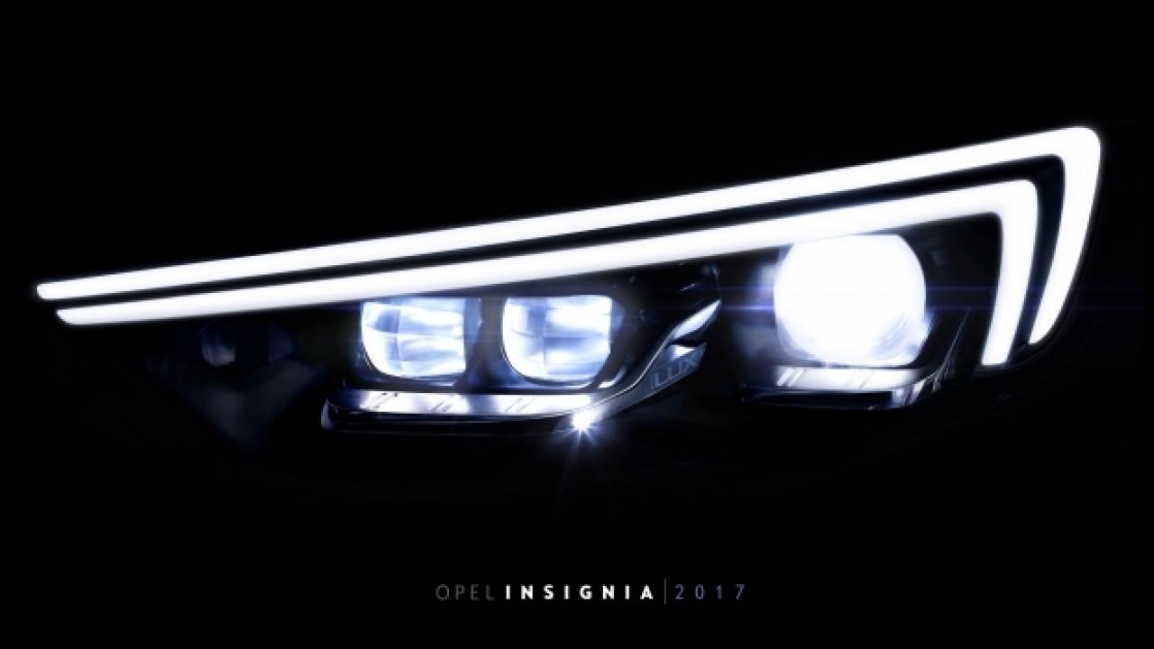 [Copertina] - Nuova Opel Insignia, al debutto la seconda generazione dei fari IntelliLux LED