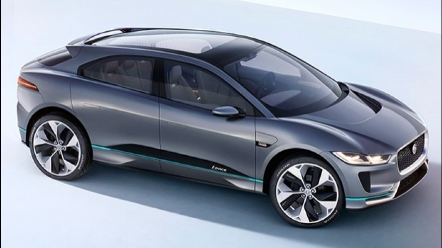 [Copertina] - Jaguar I-Pace, prove di SUV elettrico sportivo [VIDEO]
