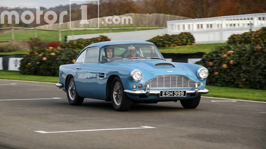 Motor1.com Legends: 1961 Aston Martin DB4