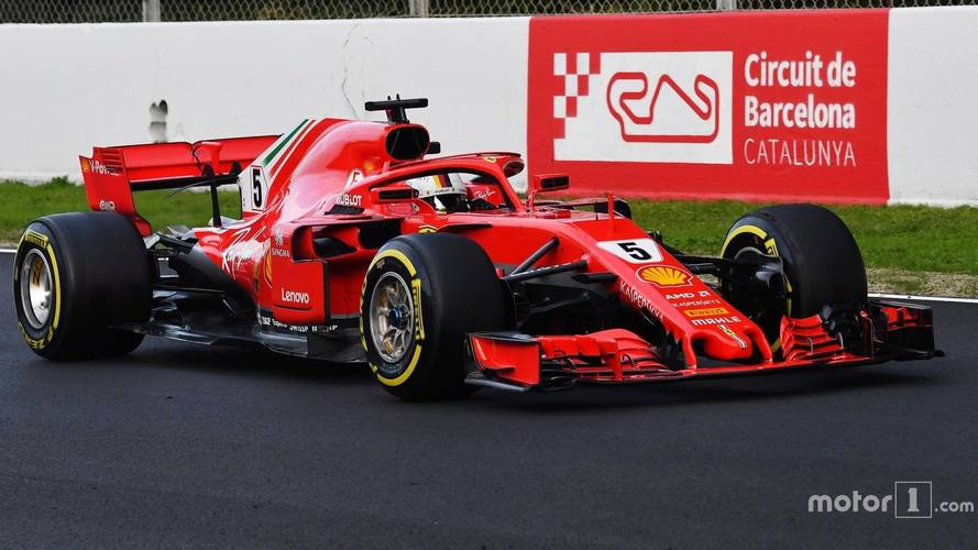 Ferrari Can't Make F1