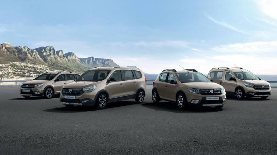Dacia Lodgy & Série limitée Advance