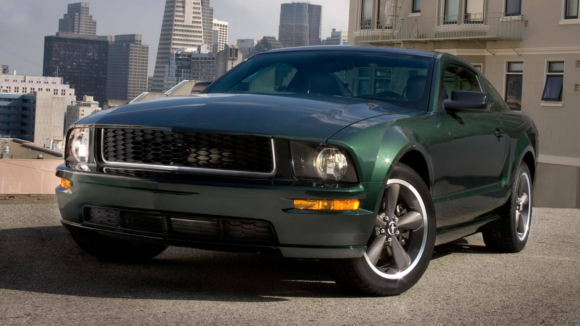 2018 ford mustang bullitt allegedly debuting at detroit auto show