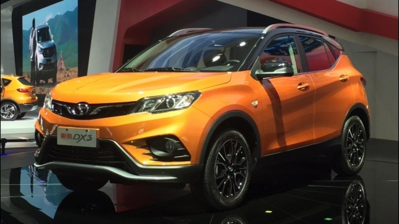 [Copertina] - SEM DX3, il SUV cinese disegnato da Pininfarina