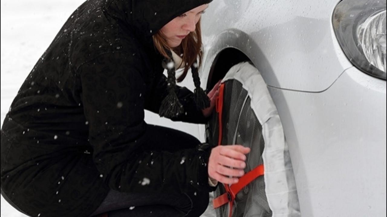 [Copertina] - Gomme invernali, catene da neve e non solo, una guida agli altri sistemi