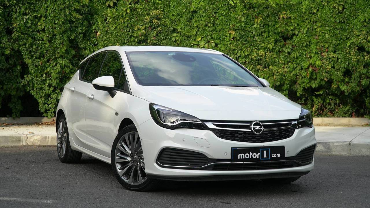 3 - Opel Astra