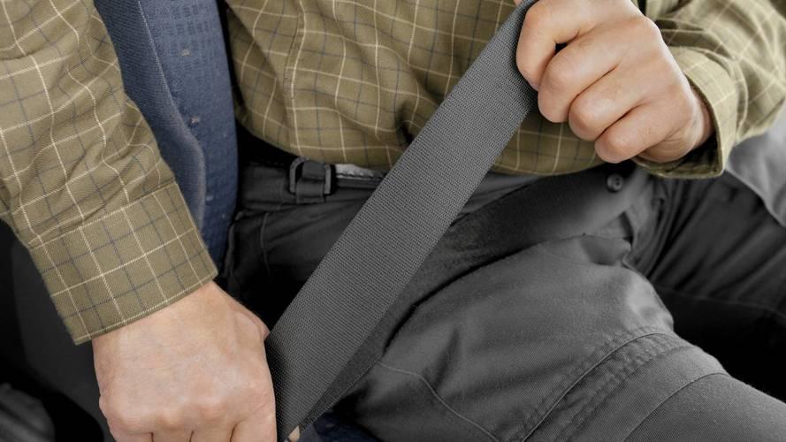 US survey sheds shocking light on seatbelt use