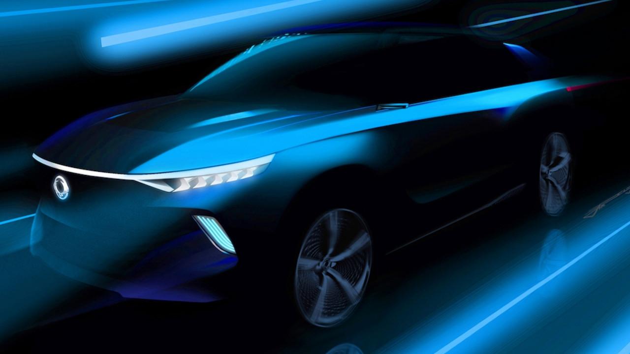 [Copertina] - SsangYong E-Siv, prove di SUV elettrico a guida autonoma