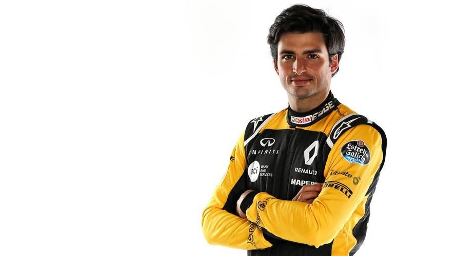 Carlos Sainz, piloto Renault de F1