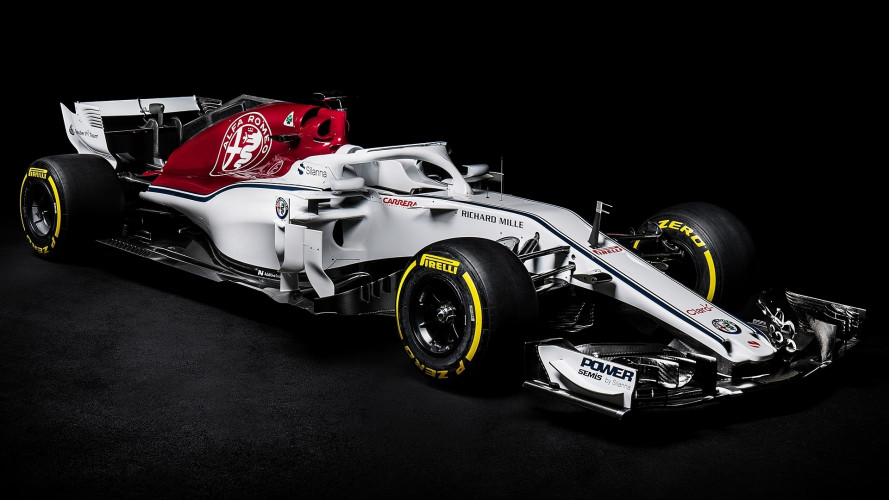 Alfa Romeo Sauber F1, ecco la C37
