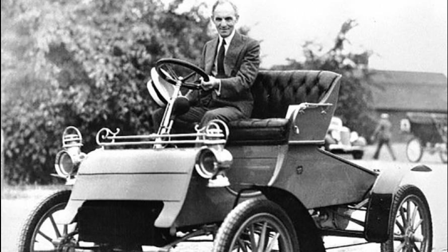 Ford, un brevetto per un'automobile ispirata alla Model A