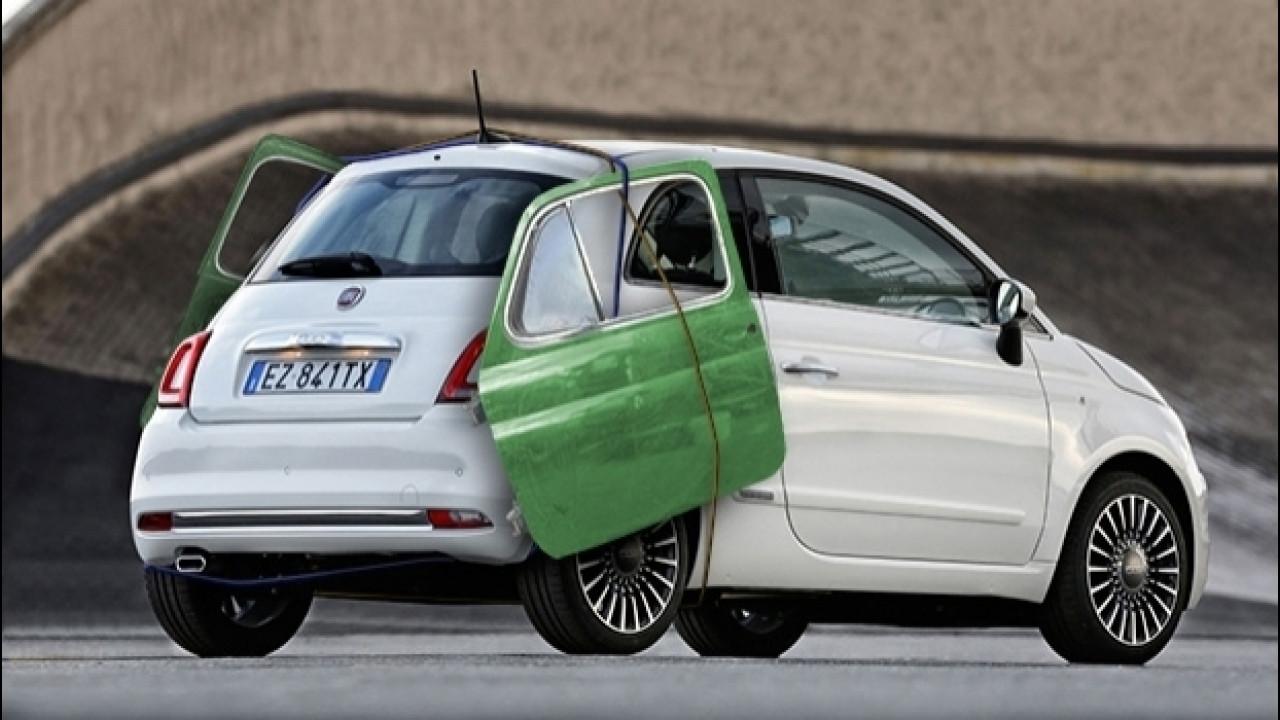 [Copertina] - Comprereste ancora un'auto a 3 porte?