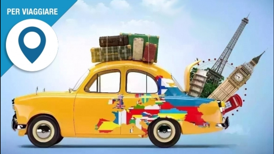 Viaggiare con il car sharing, attenzione ai regolamenti