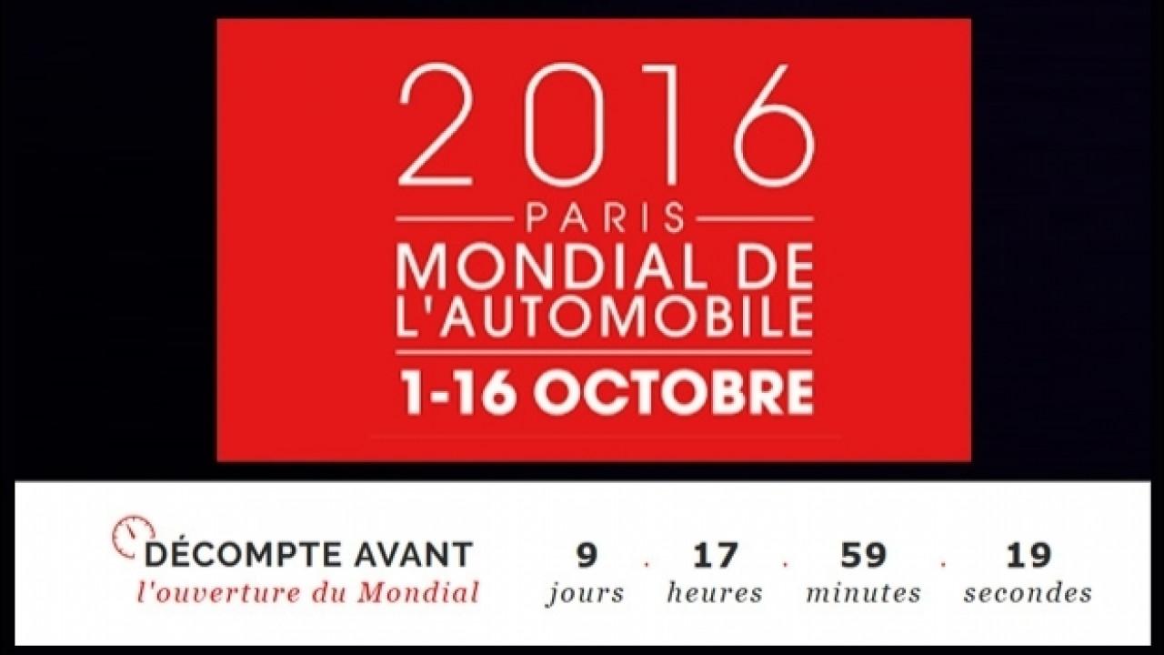 [Copertina] - Salone di Parigi, -9 giorni all'edizione 2016